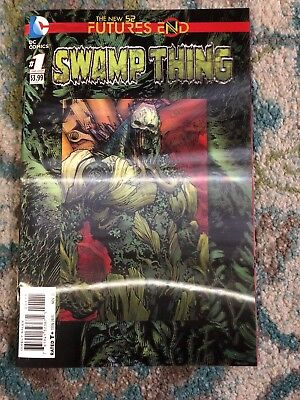 Swamp Thing: Futures End #1 (November 2014, DC)