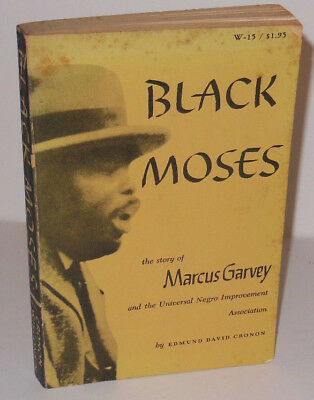 SIGNED by Wife of Marcus Garvey BLACK MOSES Activist Negro World Newspaper
