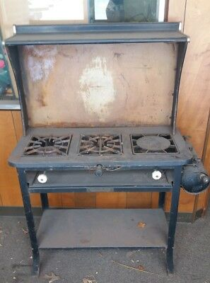 Antique  Coleman cooker 100 years old Model #385 rare find
