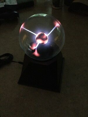"Creative Motion 10192 4"" Plasma Ball"