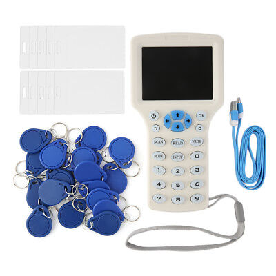 Quality RFID Copier ID/IC Card Reader/Writer/Programmer+10 Cards+20 Tags Props