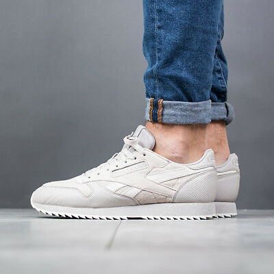 MEN'S SHOES SNEAKERS Reebok Classic Leather Ripple [Bs9725