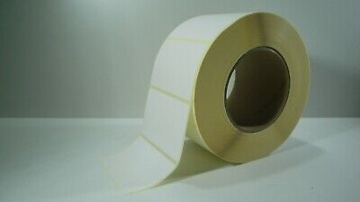THERMOPAPER Labels 104 x 56mm 76er Core 2000 Labels / Reel Shipping Package