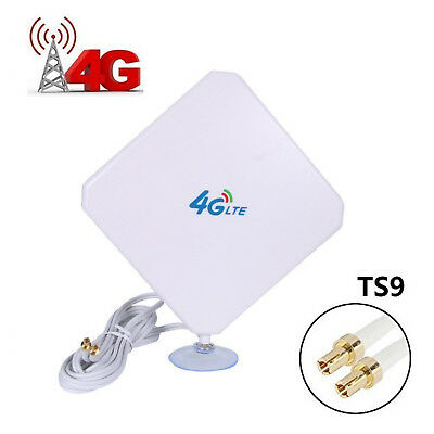 4G LTE Antenna Dual Mimo 35dBi High Gain Network Ethernet Outdoor Antenna