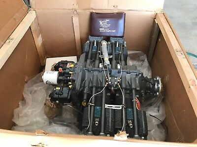 Textron lycomming AEIO-360 A1B6 fully inverted   616 SMO