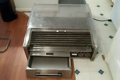 Star Grill Max Pro 75 Hot Dog Roller Grill