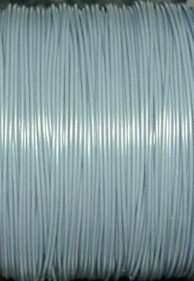 Stranded equipment wire grey x  10 metres 7/0.2mm for hornby peco