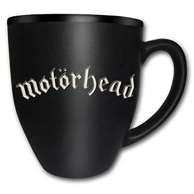 Motorhead - Motorhead Matte Engraved Mug - New In Picture Box