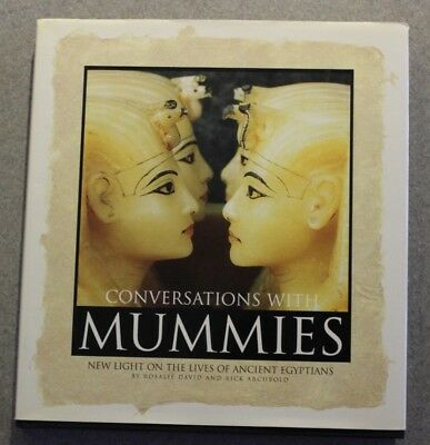 Conversations with Mummies : New Light on the Lives of the Ancient Egyptians...