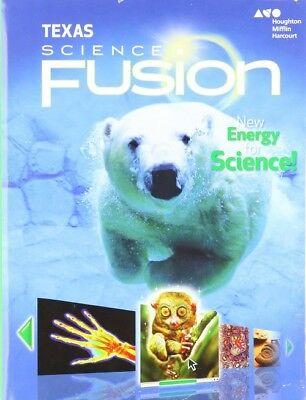 Grade 7 Science Fusion Texas Assessment Guide with Answer Key 2015 7th