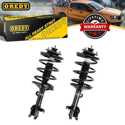 OREDY 2x Complete Shock Strut Spring Assembly Front Pair For 06-11 Honda Civic