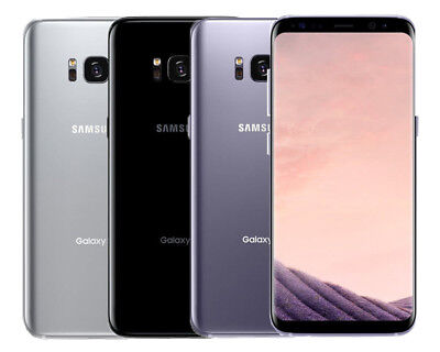Samsung Galaxy S8 SM-G950U 64GB GSM Unlocked T-Mobile- AT&T- Verizon- Sprint