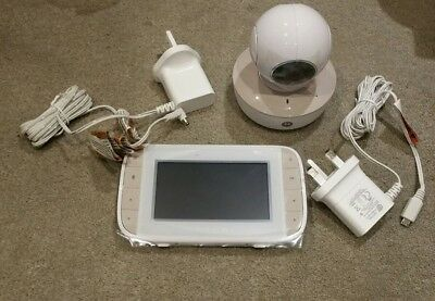 Motorola MBP44 Digital Audio and Video Baby Monitor