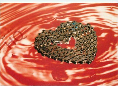 Picture Postcard- Bicycle Chain, 'Unchain My Heart' [Art Unlimited]