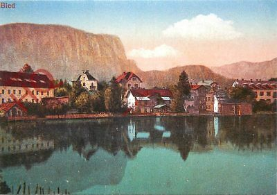Picture Postcard-:Bled, 1903-1926 (Repro)