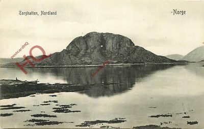 Picture Postcard-:Torghatten, Nordland