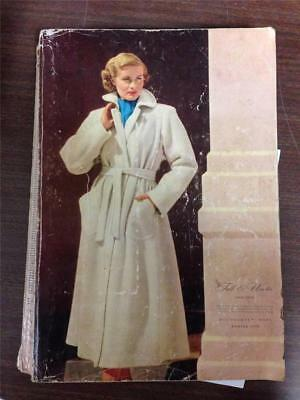 1949 fall winter Montgomery Wards vintage CATALOG