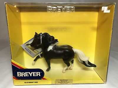 Breyer model horse #467 Midnight Tango, traditional scale, new in box