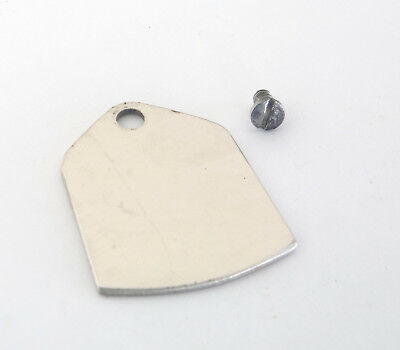 Singer Sewing Machine 1902 28K Thread Takeup Lever Oiling Cover