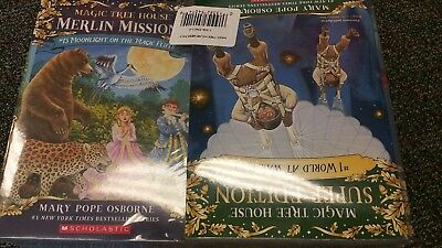 NEW Magic Tree House Lot - Chapter Book Set 1-53 - Mary Pope Osborne