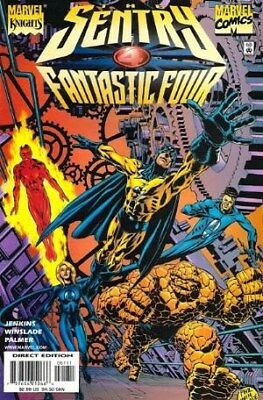 Sentry/Fantastic Four (2001) One-Shot
