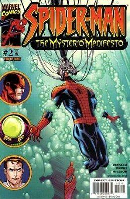 Spider-Man - Mysterio Manifesto (2001) #2 of 3