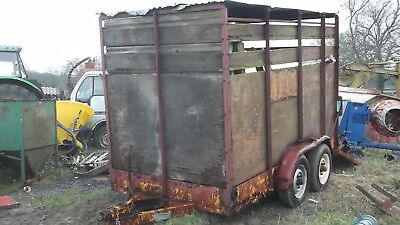 Horse box - catering conversion £480