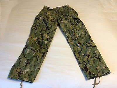ORIGINAL NAVY NWU Type III Seal AOR2 FROG COMBAT Pants Trousers Military Uniform