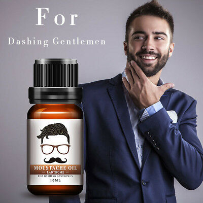 10ml Beard Growth Spray Beard Grow Stimulator 100% Natural Hair Grower Oil Bear