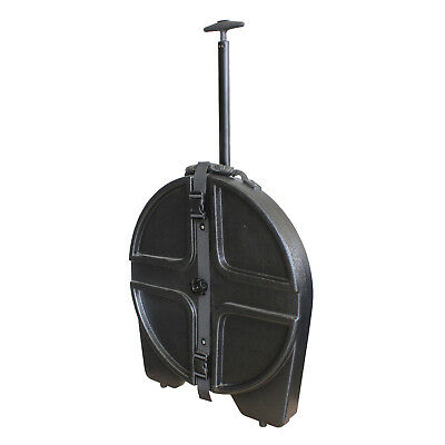 Artist CCYM21 ABS Hard Cymbal Case with Wheels - 21 inch - New