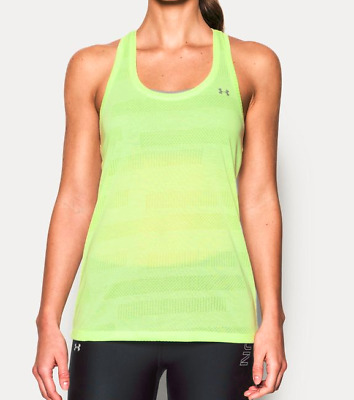Under Armour Womens Threadborne Train Jacquard Tank Top