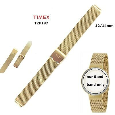 Timex Spare Strap T2P197 Style Dress Ladies - Notting Hill - Mesh - Milanaise