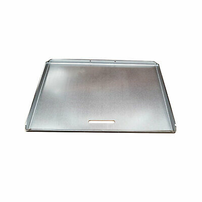 New Topnotch Stainless Steel Hot Plate 395x485mm