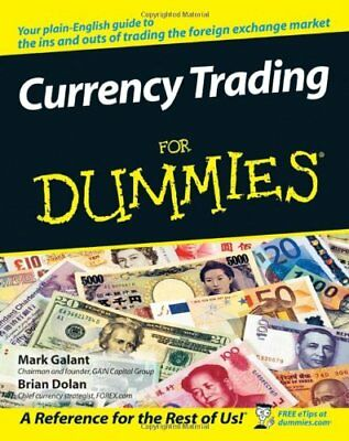 Currency Trading For Dummies By Mark Galant, Brian Dolan