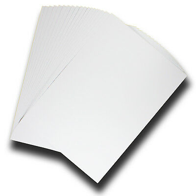 20 Sheets ecoStar 100% ReCycled Card Stock A4 Size 300gsm Carbon Neut #S2108 #D1