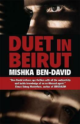 Duet in Beirut by Mishka Ben-David (Paperback)