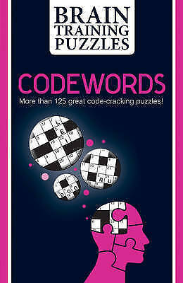 Code Words by Puzzle People (Paperback)