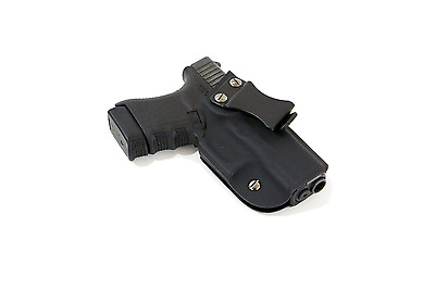 Tactical Kydex Holster IWB CCW Hand Gun Adjustable Retention Hybrid Armory -iK