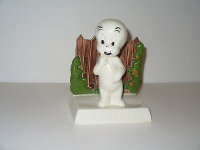 Casper the Friendly Ghost 1975 Harvey Famous Cartoons Ceramic Figure