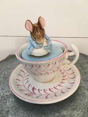 The Tailor of Gloucester by Beatrix Potter Music Box by Schmid