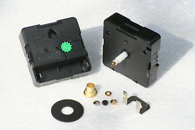 High Torque Quartz Clock Movement UTS (German) inc hands. Choice of stem length