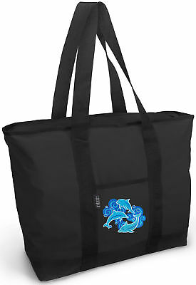 Awesome DOLPHINS Design Tote Bag BEST DOLPHIN GIFTS