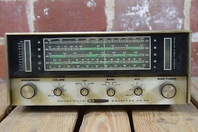 Vintage Heathkit GR-64 Short Wave Receiver 1960's