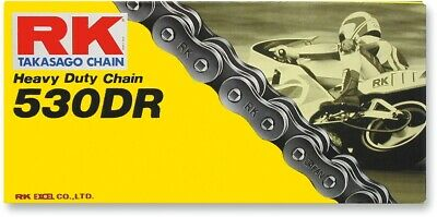 RK 530DR-180 530 Drag Raching Chain 180 Links Natural