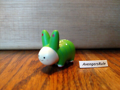 Labbit Insect Kingdom Mini Series KidRobot Kozik Green Caterpillar 2/24