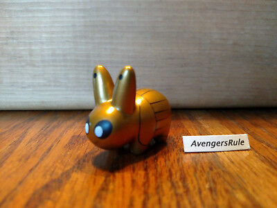 Labbit Insect Kingdom Mini Series KidRobot Kozik Gold Beetle 1/48