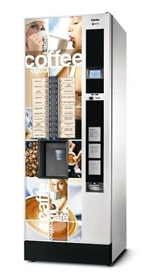 Necta Canto Coffee Vending Machine NEW