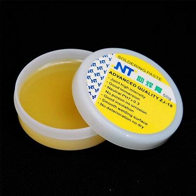 Pro Rosin Soldering Flux Paste Solder Welding Grease Cream for Phone PCB 50g