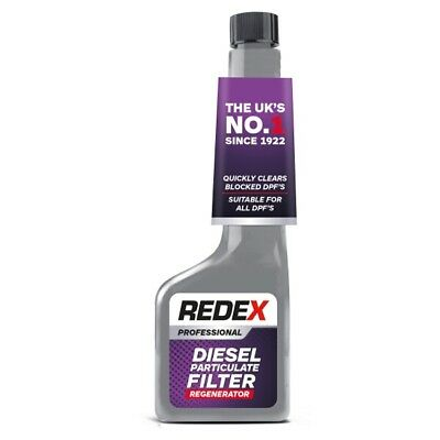 Professional Diesel Particulate Filter DPF Cleaner Treatment - Redex RADD0016A