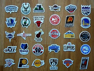 NBA Team Fridge Magnets Choose From All 30 Teams, Celtics, Lakers, Warriors...